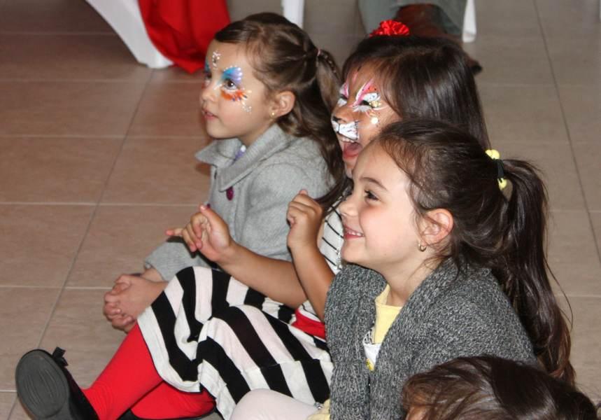 fiestas infantiles magia, música y shows